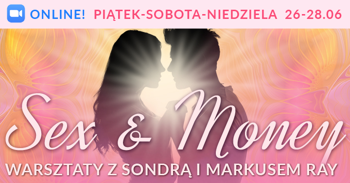 Sex and Money Seminar On-line